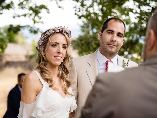La boda de Alberto y Alba en Campillo De Ranas, Guadalajara 75