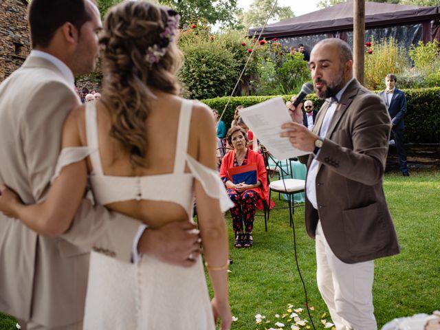 La boda de Alberto y Alba en Campillo De Ranas, Guadalajara 76