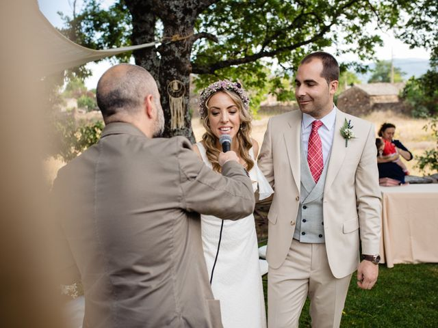 La boda de Alberto y Alba en Campillo De Ranas, Guadalajara 77