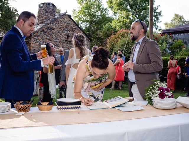 La boda de Alberto y Alba en Campillo De Ranas, Guadalajara 85