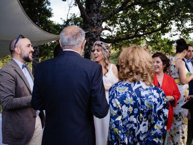 La boda de Alberto y Alba en Campillo De Ranas, Guadalajara 86