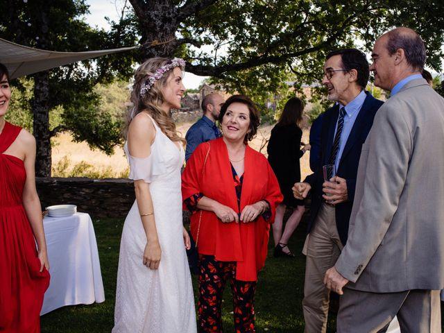 La boda de Alberto y Alba en Campillo De Ranas, Guadalajara 87