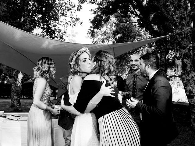 La boda de Alberto y Alba en Campillo De Ranas, Guadalajara 88