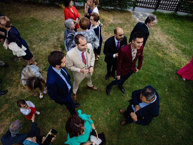 La boda de Alberto y Alba en Campillo De Ranas, Guadalajara 94