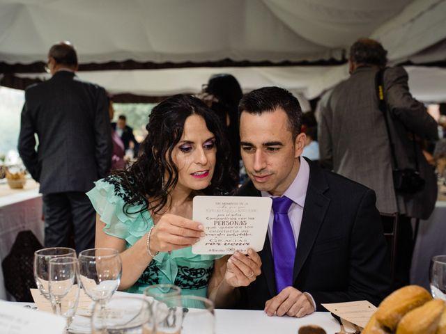 La boda de Alberto y Alba en Campillo De Ranas, Guadalajara 98