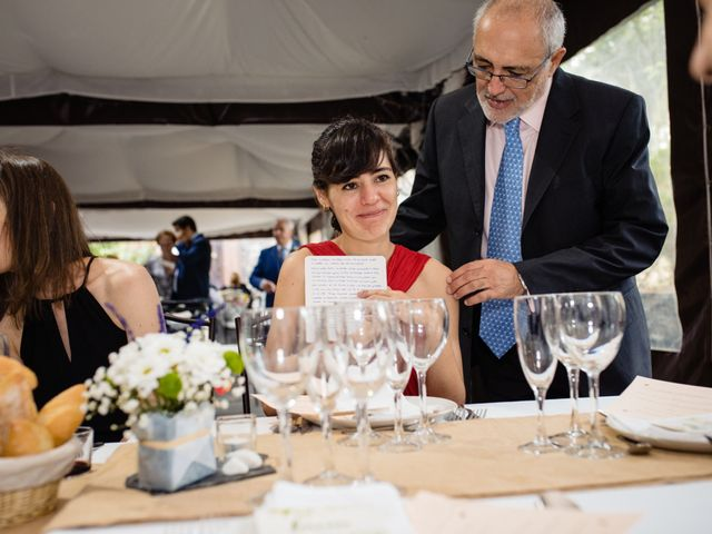 La boda de Alberto y Alba en Campillo De Ranas, Guadalajara 101