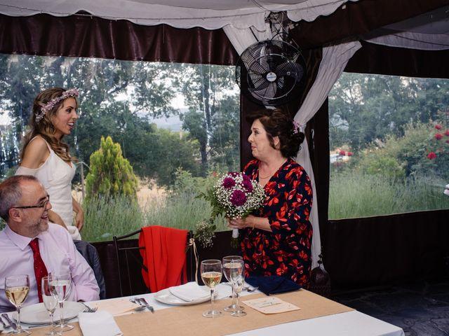 La boda de Alberto y Alba en Campillo De Ranas, Guadalajara 102