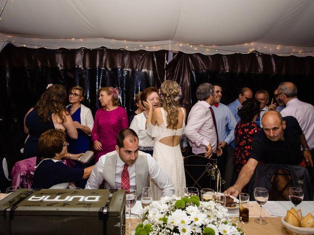 La boda de Alberto y Alba en Campillo De Ranas, Guadalajara 108