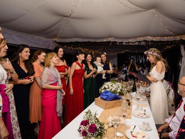 La boda de Alberto y Alba en Campillo De Ranas, Guadalajara 110
