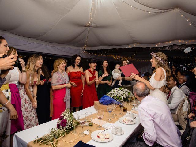 La boda de Alberto y Alba en Campillo De Ranas, Guadalajara 111