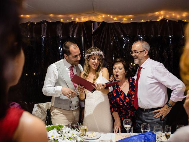 La boda de Alberto y Alba en Campillo De Ranas, Guadalajara 113