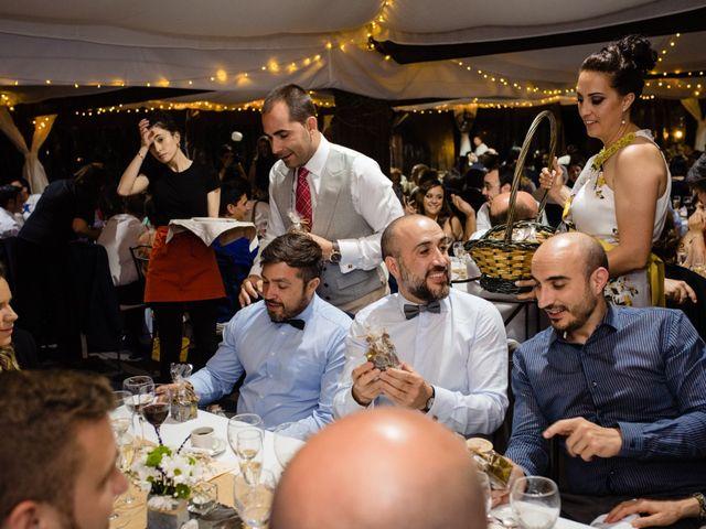 La boda de Alberto y Alba en Campillo De Ranas, Guadalajara 114