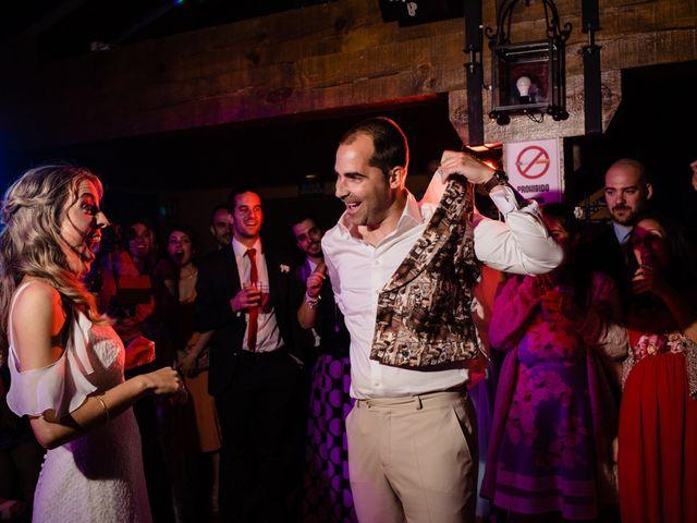 La boda de Alberto y Alba en Campillo De Ranas, Guadalajara 116