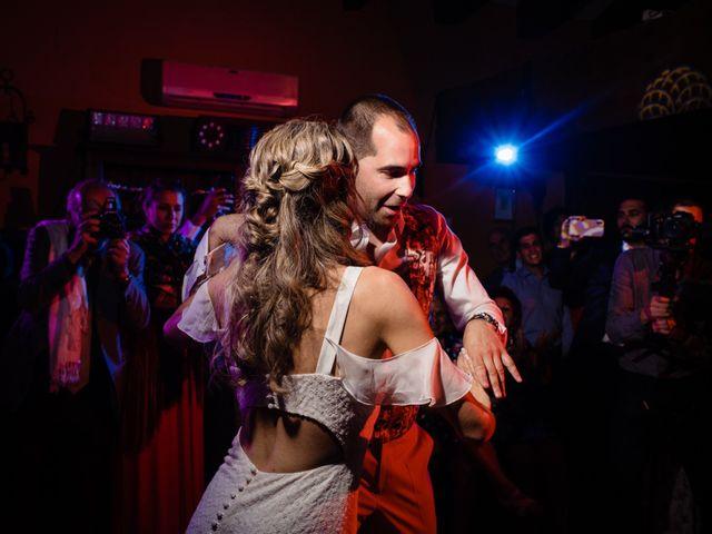 La boda de Alberto y Alba en Campillo De Ranas, Guadalajara 119