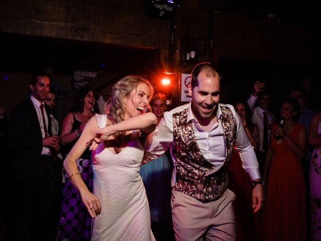 La boda de Alberto y Alba en Campillo De Ranas, Guadalajara 121