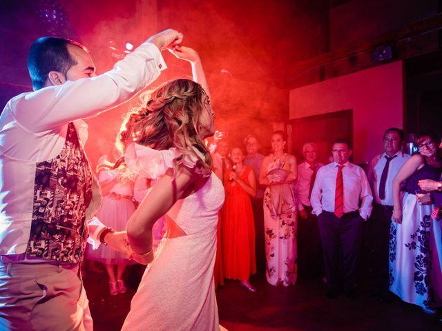 La boda de Alberto y Alba en Campillo De Ranas, Guadalajara 123