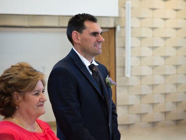 La boda de Lázaro y Patricia en Galapagos, Guadalajara 13