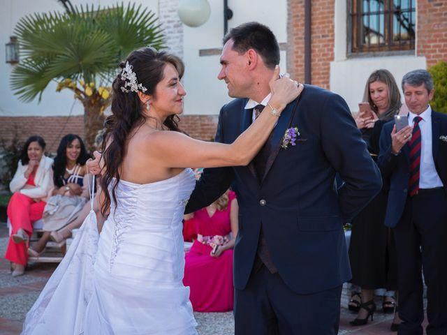 La boda de Lázaro y Patricia en Galapagos, Guadalajara 14