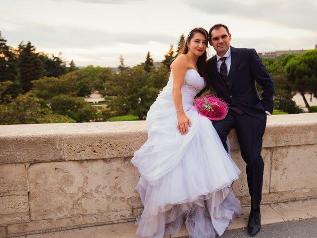 La boda de Lázaro y Patricia en Galapagos, Guadalajara 15