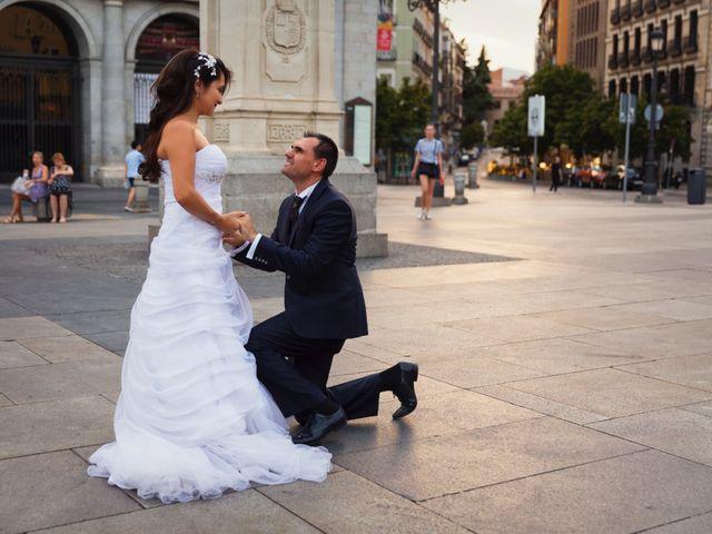 La boda de Lázaro y Patricia en Guadalajara, Guadalajara 1