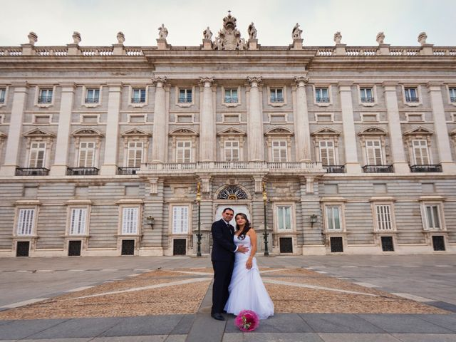 La boda de Lázaro y Patricia en Galapagos, Guadalajara 17