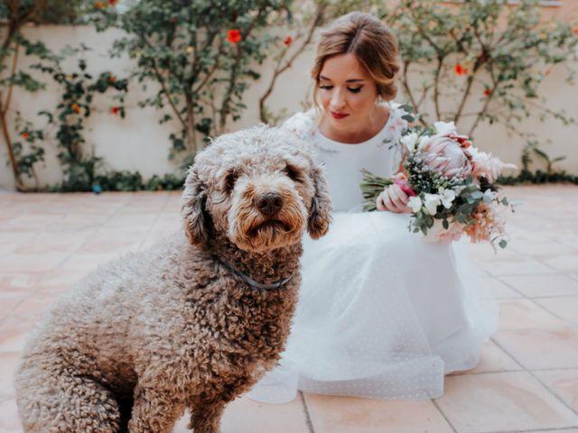 La boda de Cristian y Isabel en Valencia, Valencia 5