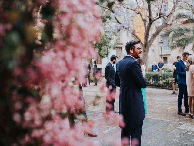 La boda de Cristian y Isabel en Valencia, Valencia 11