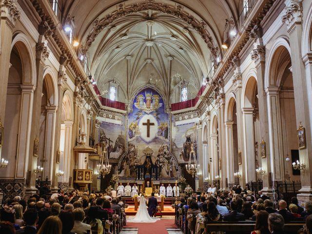 La boda de Cristian y Isabel en Valencia, Valencia 14