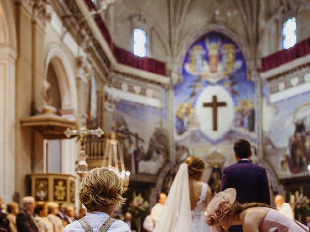 La boda de Cristian y Isabel en Valencia, Valencia 15