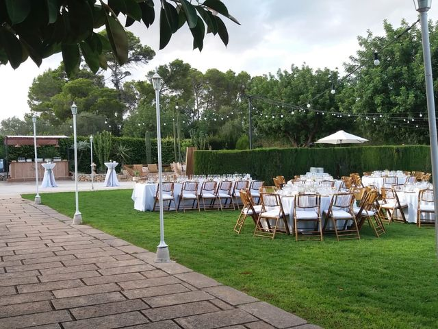 La boda de Dani y Sandra en Petra, Islas Baleares 1