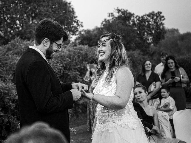 La boda de Nuri y Tomy