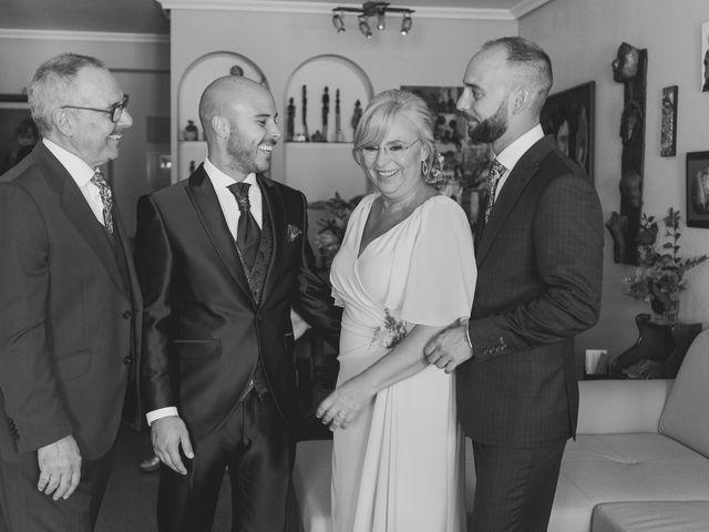 La boda de Carlos y Marta en Valencia, Valencia 15