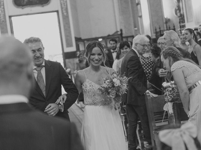 La boda de Carlos y Marta en Valencia, Valencia 35