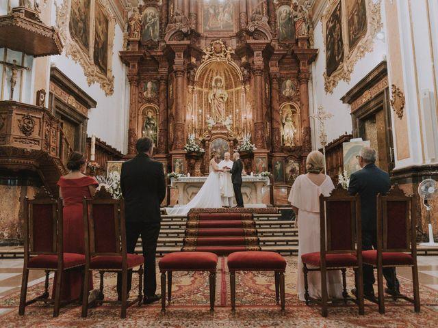 La boda de Carlos y Marta en Valencia, Valencia 40