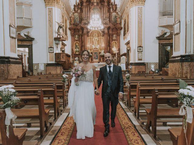 La boda de Carlos y Marta en Valencia, Valencia 43