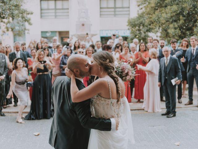 La boda de Carlos y Marta en Valencia, Valencia 45