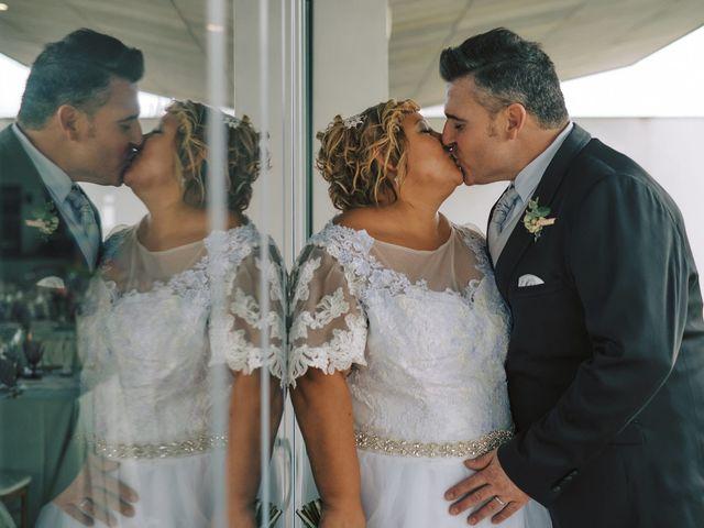 La boda de Marco y Rosana en Muro De Alcoy, Alicante 1