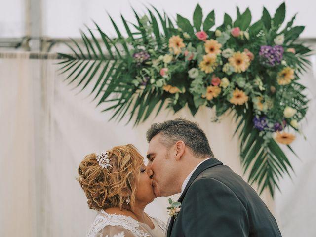 La boda de Marco y Rosana en Muro De Alcoy, Alicante 3