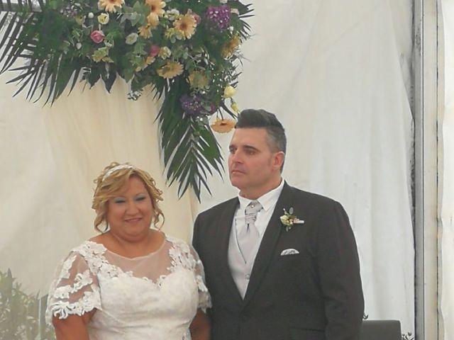 La boda de Marco y Rosana en Muro De Alcoy, Alicante 7