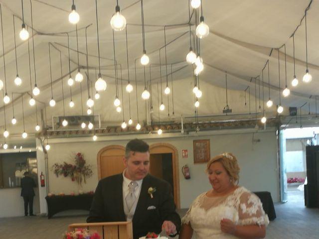 La boda de Marco y Rosana en Muro De Alcoy, Alicante 8
