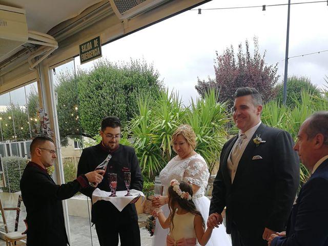 La boda de Marco y Rosana en Muro De Alcoy, Alicante 9