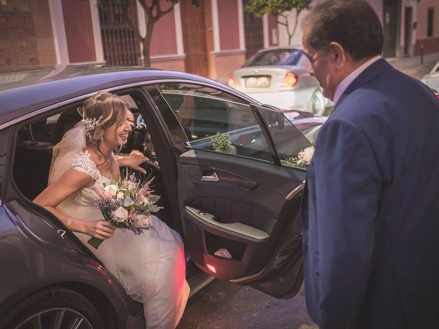 La boda de David y Sonia en Dos Hermanas, Sevilla 8