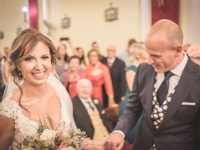La boda de David y Sonia en Dos Hermanas, Sevilla 9