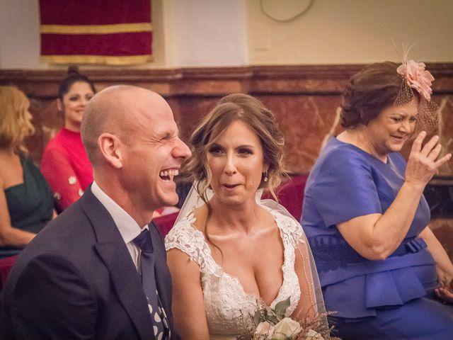 La boda de David y Sonia en Dos Hermanas, Sevilla 10