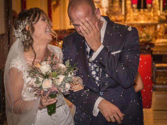 La boda de David y Sonia en Dos Hermanas, Sevilla 13