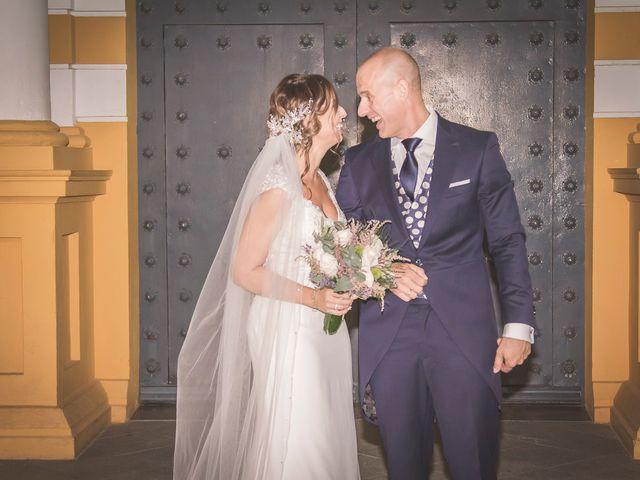La boda de David y Sonia en Dos Hermanas, Sevilla 15