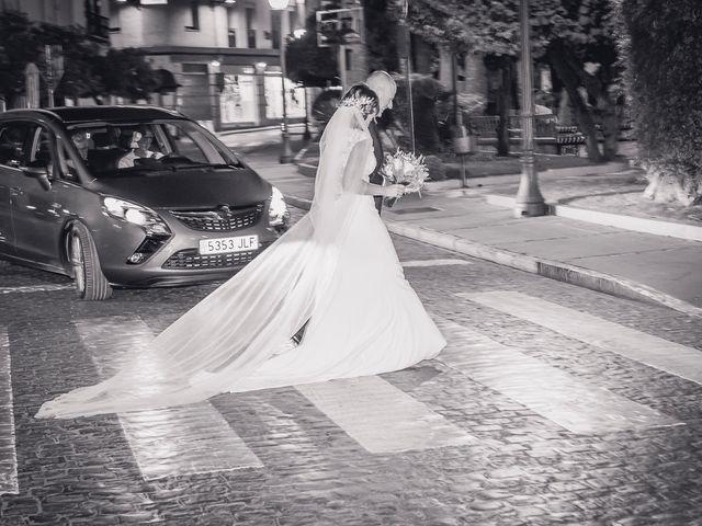 La boda de David y Sonia en Dos Hermanas, Sevilla 16