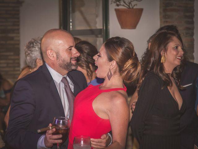 La boda de David y Sonia en Dos Hermanas, Sevilla 36
