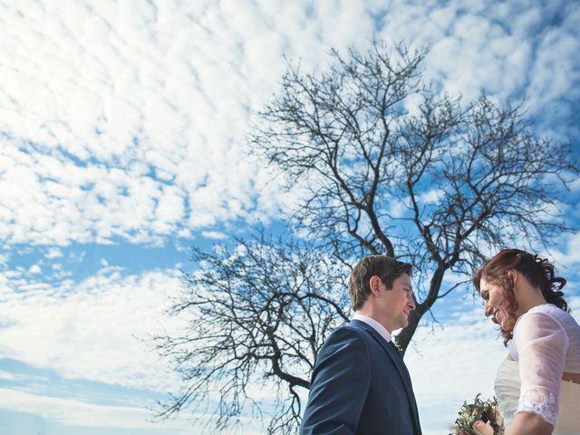La boda de Esther y Carles