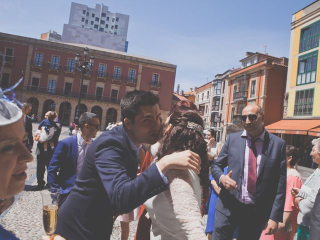 La boda de Cástor y Silvia en Cabueñes, Asturias 8